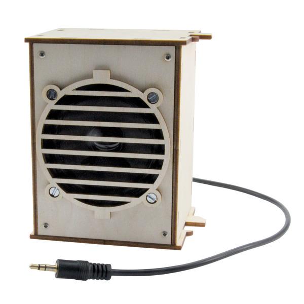Bausatz SOL-Expert Aktiv-Box Lautsprecher