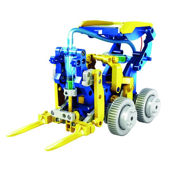 Velleman Bausatz 12in1 Solar-/Hydraulik-Kontruktions-Kit