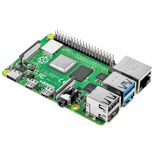 Raspberry Pi 4 Model B, 8GB RAM