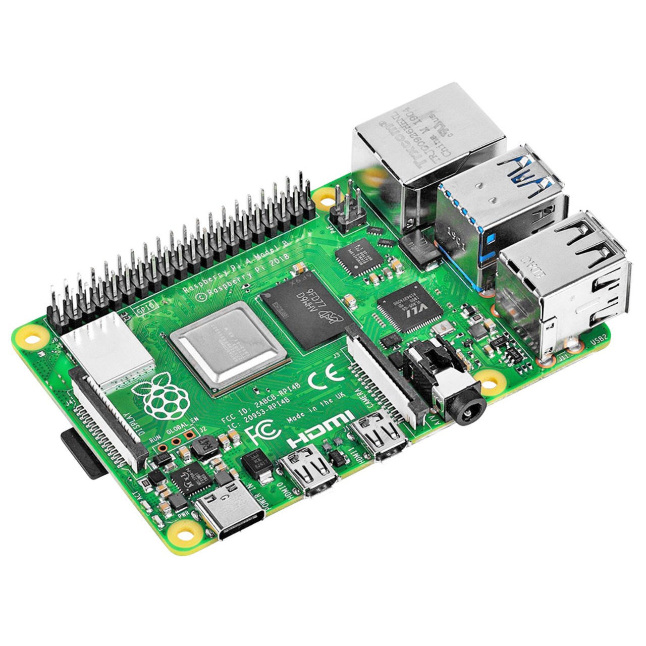 Raspberry Pi 4 Model B- 2GB RAM