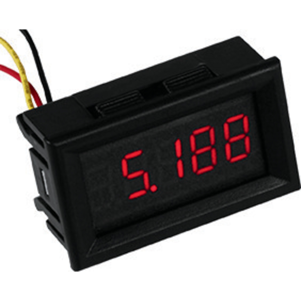 Joy-IT LCD-Voltmeter VM533