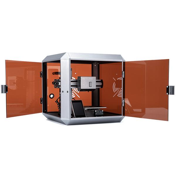 Snapmaker 3D-Drucker, 3in1 mit Lasergravierer und CNC-Fräse, inkl. Gehäuse