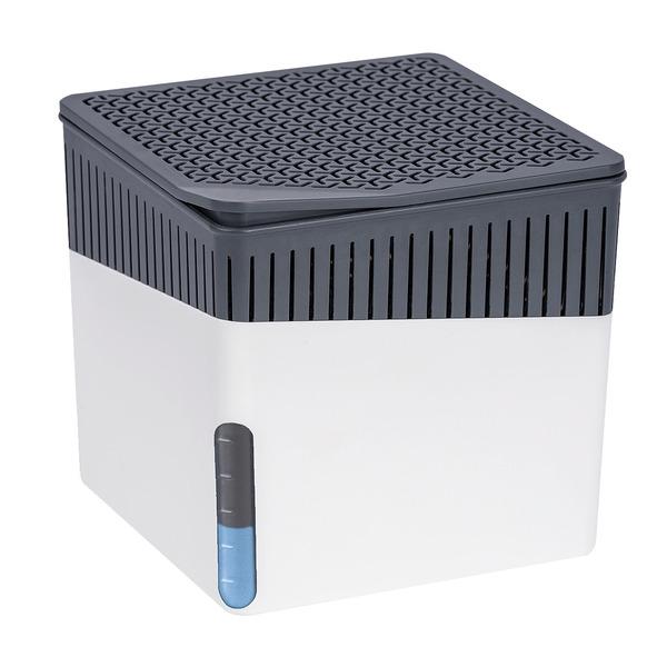 Wenko Wohnraumentfeuchter Cube, 1000 g, weiß