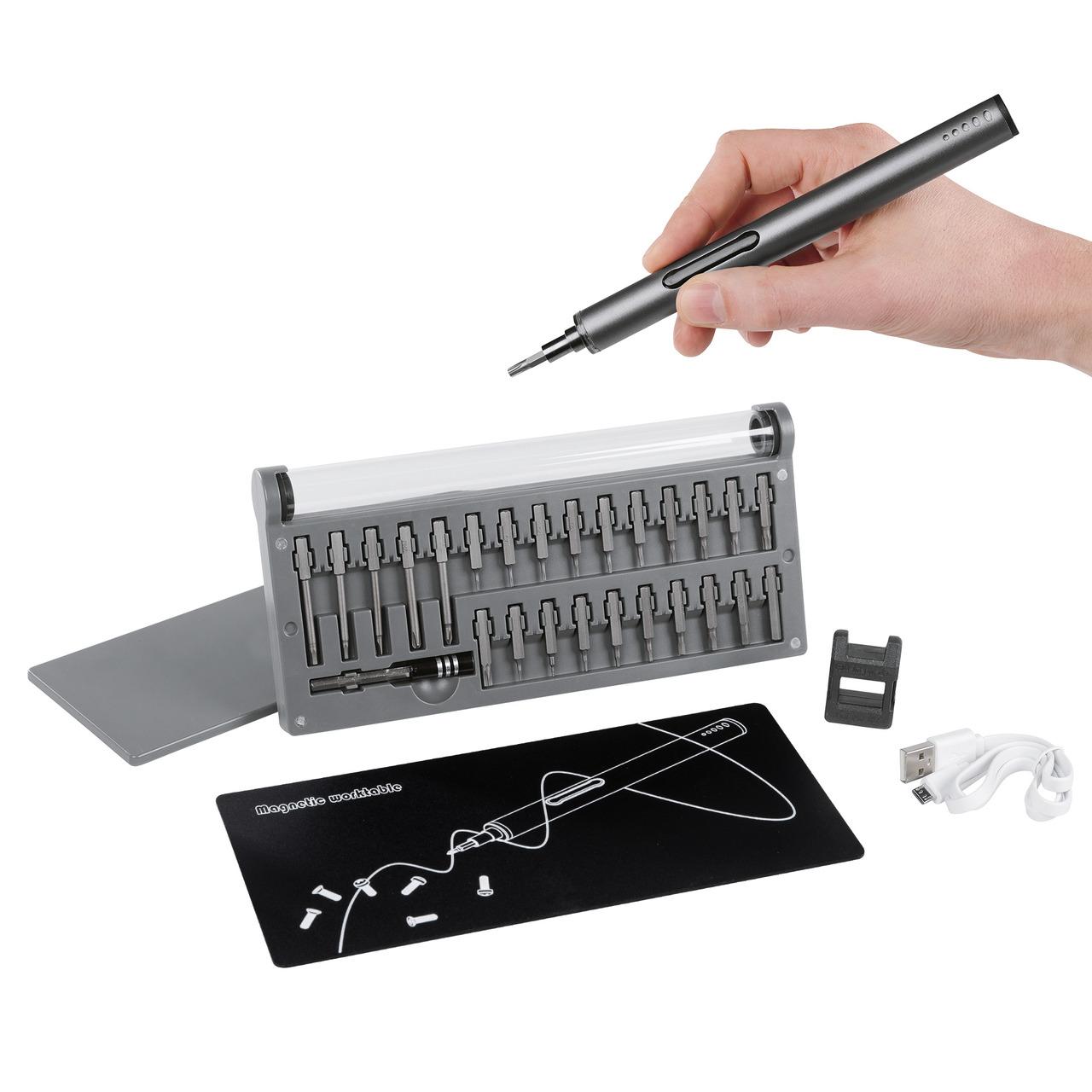 dnt elektronischer Schraubendreher SmartPen PRO mit Li-Ion-Akku