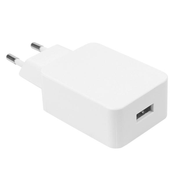 fontastic Netzteil Compact USB 2,4 A, weiß