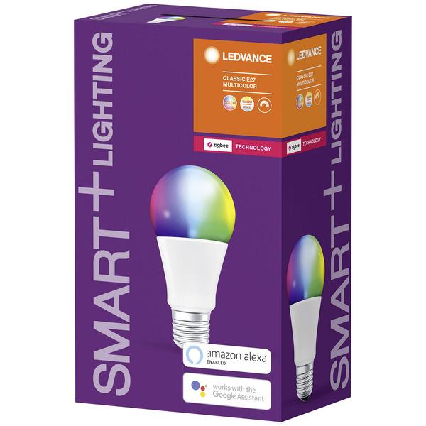 Ledvance SMART+ 10-W-RGBW-LED-Lampe E27, ZigBee