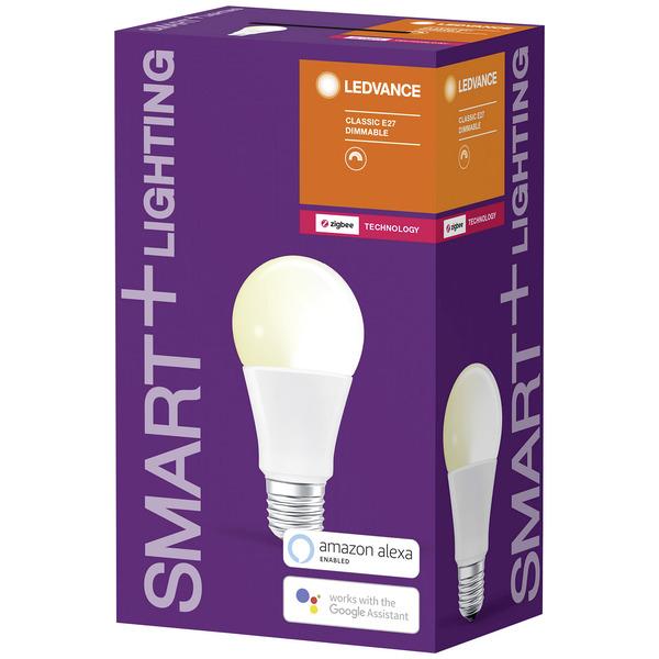 Ledvance SMART+ 8,5-W-LED-Lampe E27, matt, dimmbar, ZigBee
