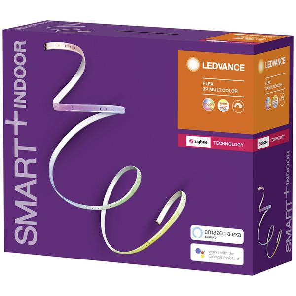 Ledvance SMART+ 1,8-m-RGB-LED-Streifen, ZigBee, flexibel, IP20