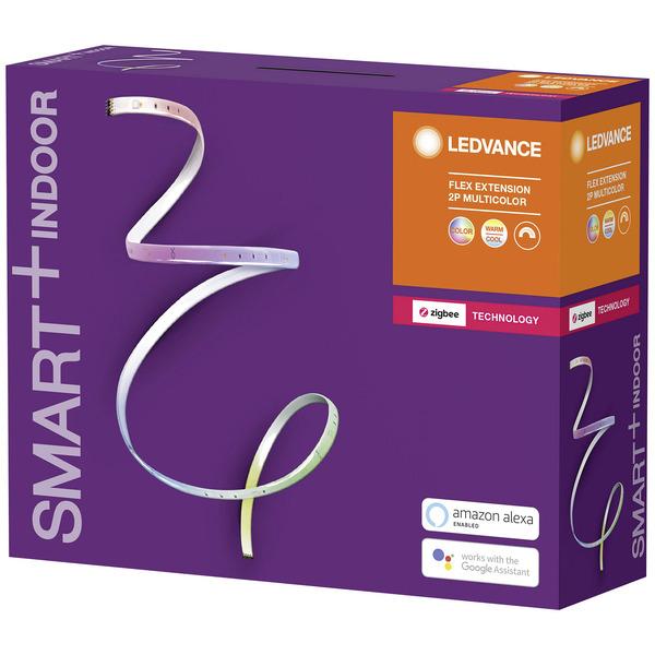 Ledvance SMART+ 2x 0,6 m RGB-LED-Streifen, ZigBee, IP20