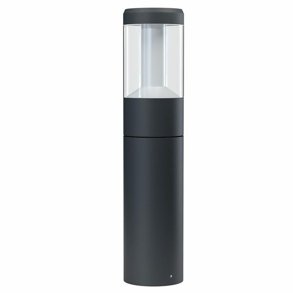 Ledvance SMART+ 12-W-RGBW-LED-Standleuchte Outdoor Lantern, 50 cm, ZigBee