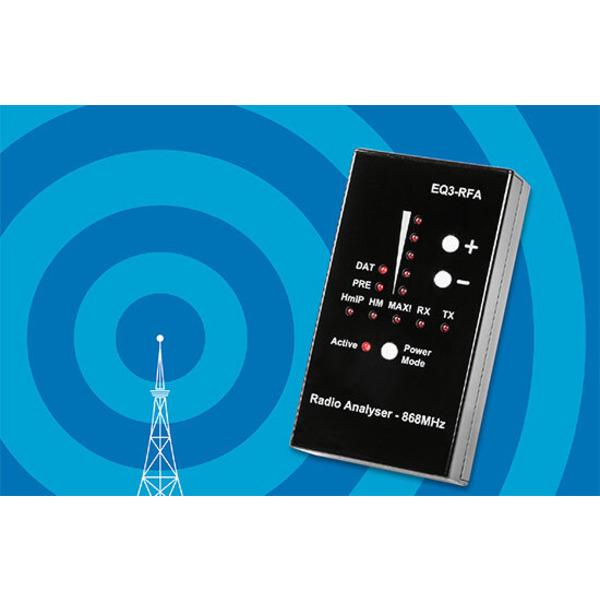 Funk-Überwachung - Radio Analyser - 868 MHz