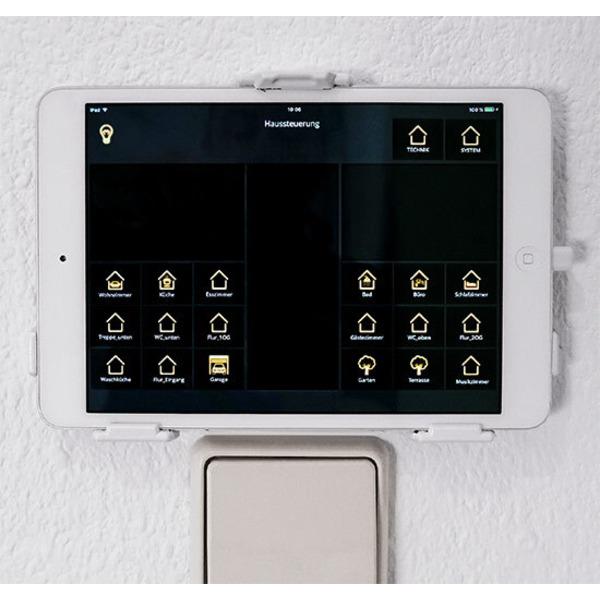 Schickes Smart Home - Visualisierung mit AIO CREATOR NEO und Smart Home Zentrale CCU3 Teil 2