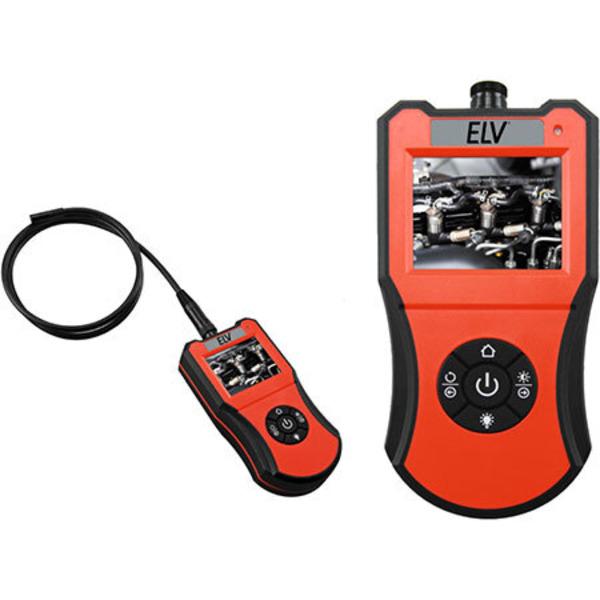 Leser testen die ELV Endoskopkamera EK100