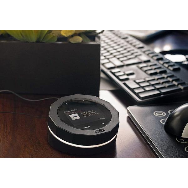 August Radio-Adapter DR245, DAB+/UKW, Bluetooth
