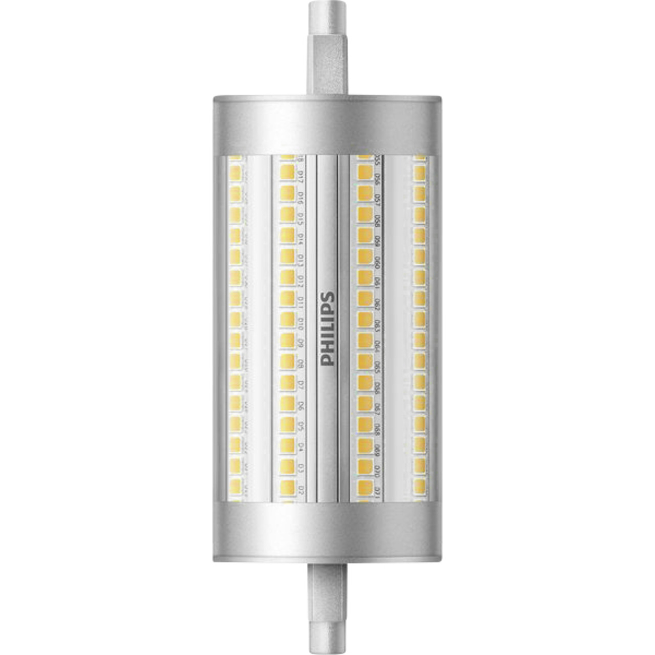 Philips CorePro LED 17-5-W-R7s-LED-Lampe- 118 mm- warmweiss- dimmbar