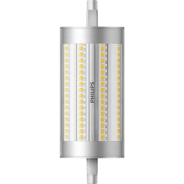Philips CorePro LED 17,5-W-R7s-LED-Lampe, 118 mm, warmweiß, dimmbar