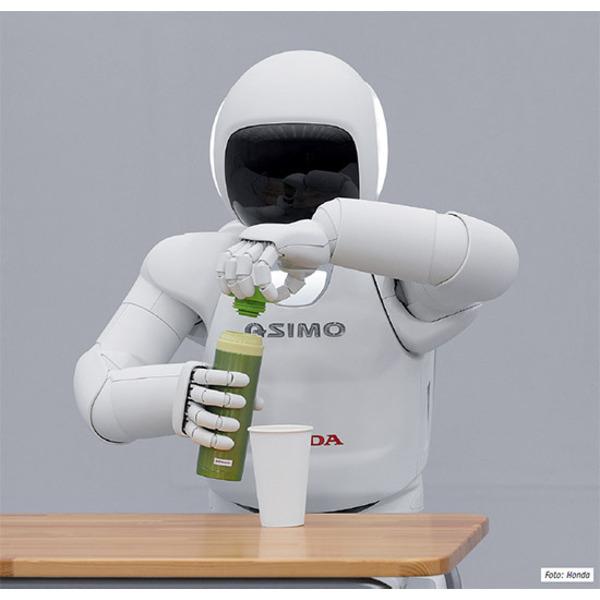 Dem Menschen ähnlich? Humanoide Roboter mit Künstlicher Intelligenz