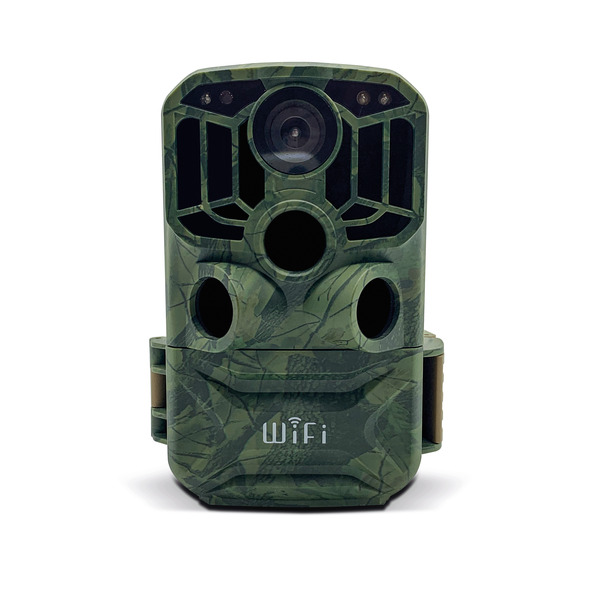 Braun Fotofalle / Wildkamera Scouting Cam Black800 WiFi, 24 MP, 1296p, IP66, Auslösezeit 0,6s