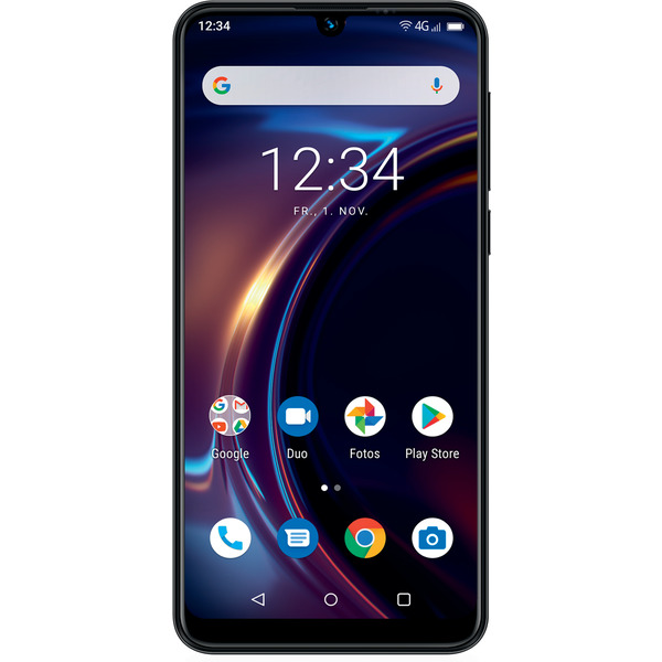 "Bea-fon Smartphone M6, 15,9-cm-Display (6,3""), SOS-Funktion, GEO-Fencing, Android 9.0"