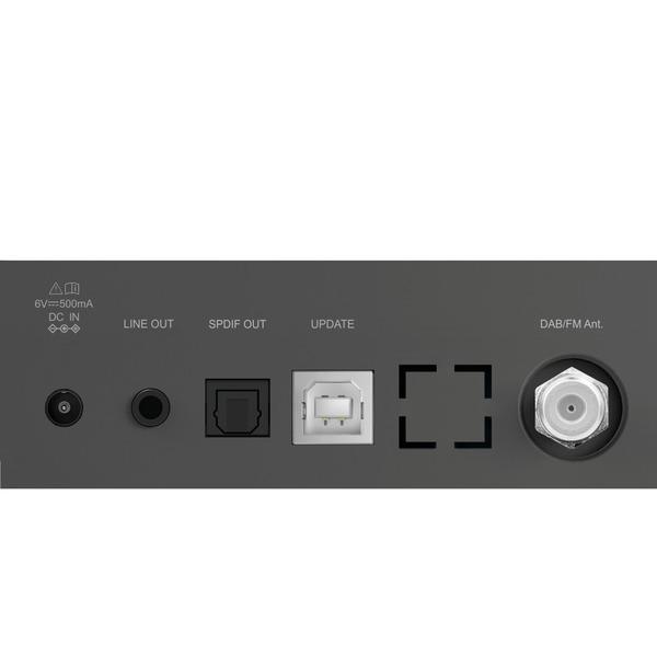 Hama Radio-Hi-Fi-Adapter DIT1010BT, DAB+-/UKW-/Internetradio, Bluetooth, Spotify, App