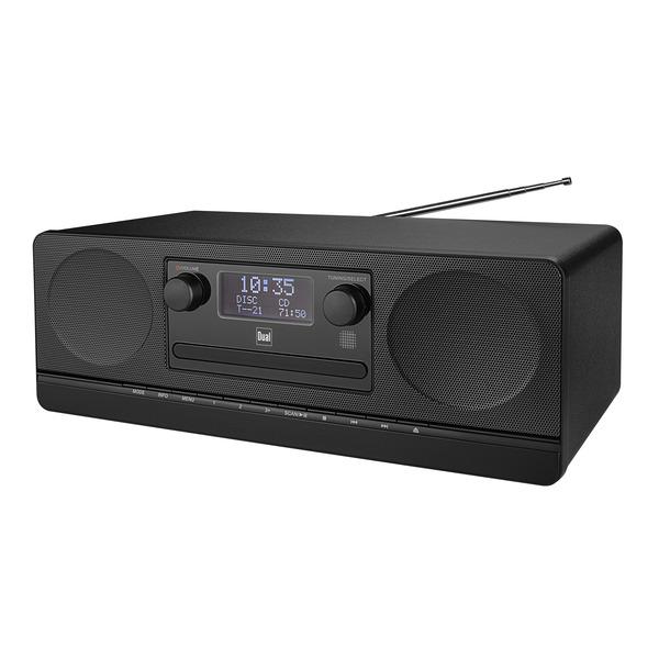 Dual Digitalradio DAB 420BT, UKW/DAB+, Bluetooth, USB, integrierter CD-Player