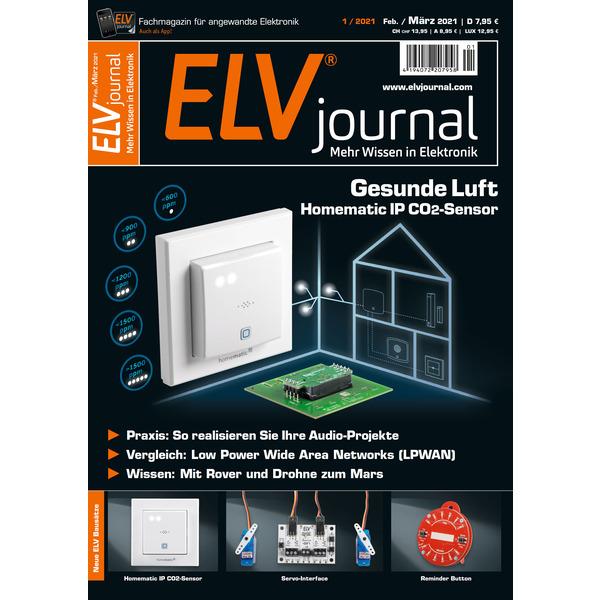 ELVjournal Ausgabe 1/2021 Print