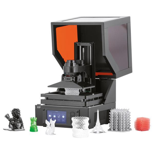 3D-Druck perfekt - SLA-Druck in der Praxis