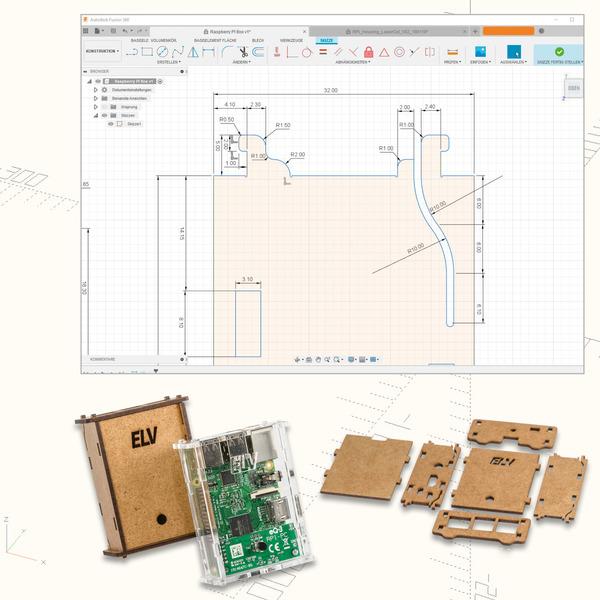 Von der Idee zum Objekt - Einstieg in das Computer-Aided Design (CAD) Teil 4