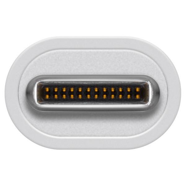 goobay-Adapter 66262, USB-C-Stecker auf USB-A-Buchse