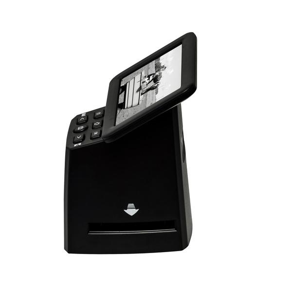 """reflecta Dia-/Negativscanner x33-Scan, 15,3 Megapixel, IPS-Display 12,7 cm (5""""), RGB-Farbanpassung"""