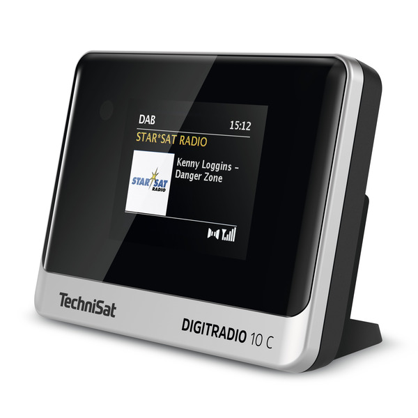 TechniSat Radio-Hi-Fi-Adapter DigitRadio 10 C, DAB+/UKW, Bluetooth