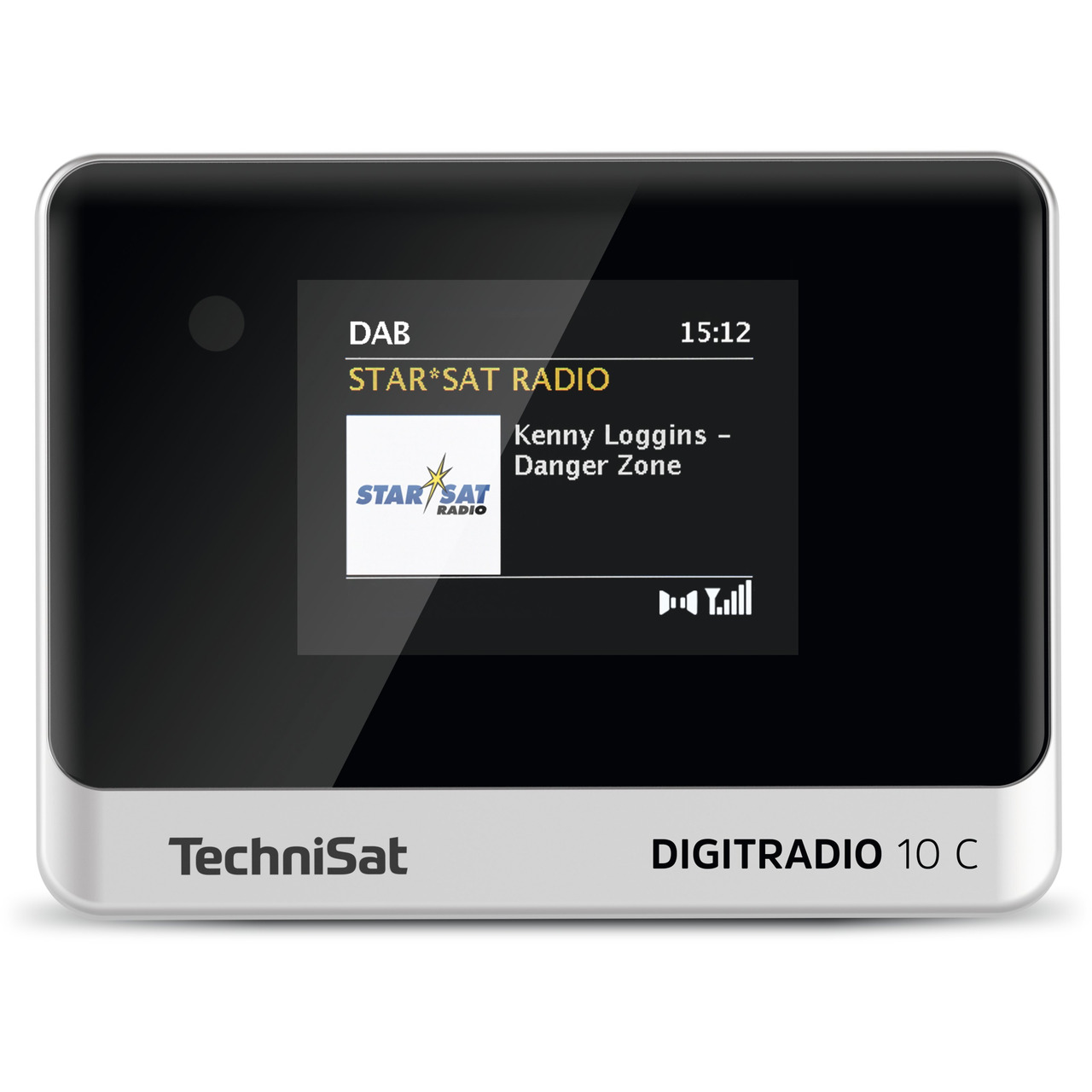 TechniSat Radio-Hi-Fi-Adapter DigitRadio 10 C- DAB+-UKW- Bluetooth