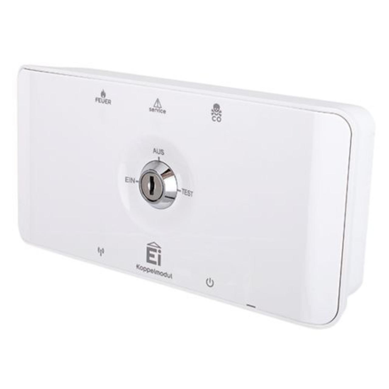 Ei Electronics Ein-Ausgangsverbindungsmodul Ei414 für vernetzbare Ei-Electronics-Warnmelder