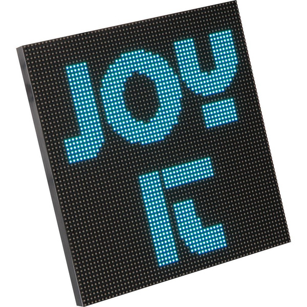 Joy-IT RGB-LED-Matrix-Modul 64x64 für Raspberry Pi, Arduino, Banana Pi, mirco:bit