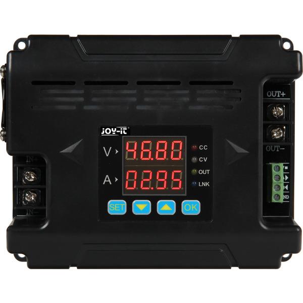 Joy-IT-programmierbares Labornetzgerät JT-DPM8624, 0-60 V/0-24 A, max. 1440 W