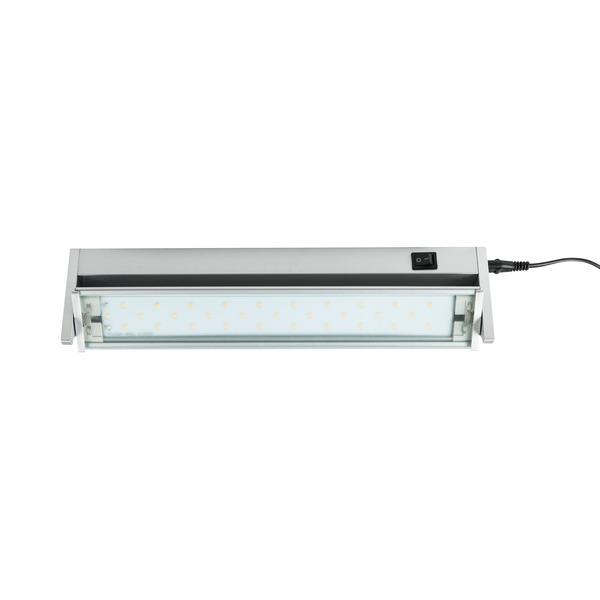 Heitronic Schwenkbare LED-Unterbauleuchte MIAMI, 5 W, 370 lm, warmweiß, 35 cm