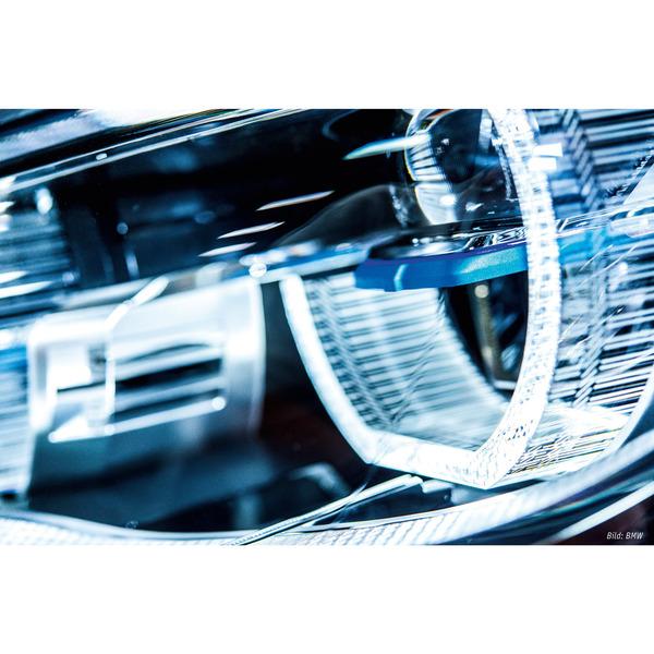 Das Licht aus dem Chip - Moderne Fahrzeuglichtsysteme