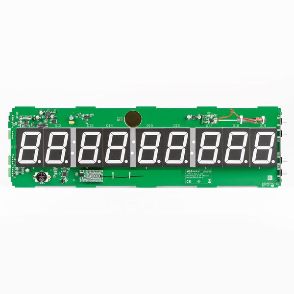 Stoppuhr in groß - Vielseitige Universaluhr LSU200