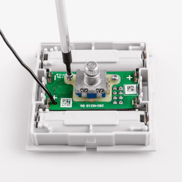 Dimmen und steuern durch Drehen - Homematic IP Drehtaster HmIP-WRCR