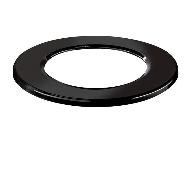 HEITRONIC 7-W-LED-Einbaustrahler DL7002 mit austauschbaren Kunststoffringen, warmweiß, dimmbar, IP65