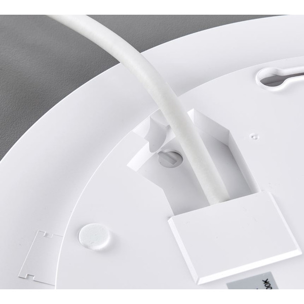 HEITRONIC 24-W-Sensor-LED-Wand-/Deckenleuchte Pronto mit HF-Bewegungsmelder, rund, IP54