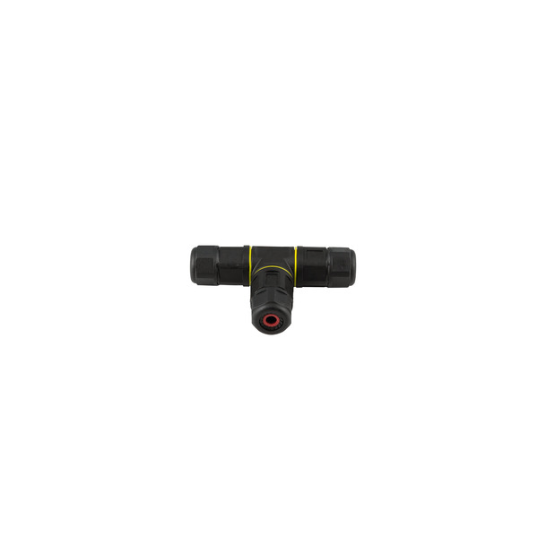 Heitronic T-Kabelverbinder, 3-polig, IP68, wasserdicht bis 1 m