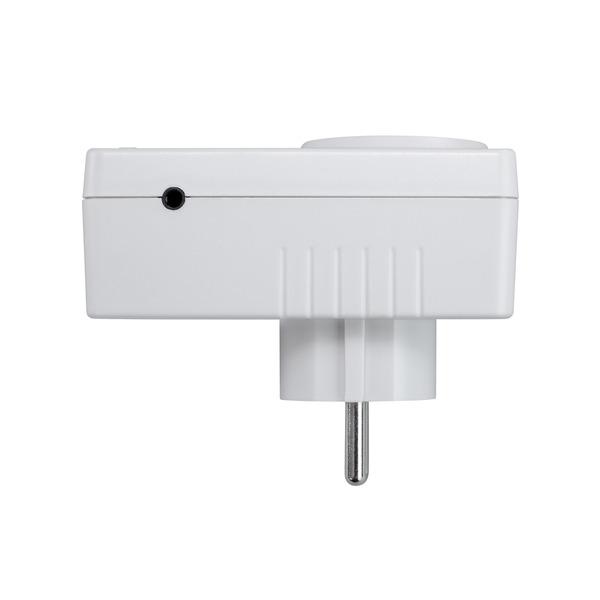 H-Tronic kompakter Temperaturschalter UTS 125, 180° Drehdisplay