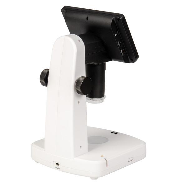 "dnt Digitales Mikroskop UltraZoom PRO, 12,7-cm-Display (5""), 1200-fache Vergrößerung"