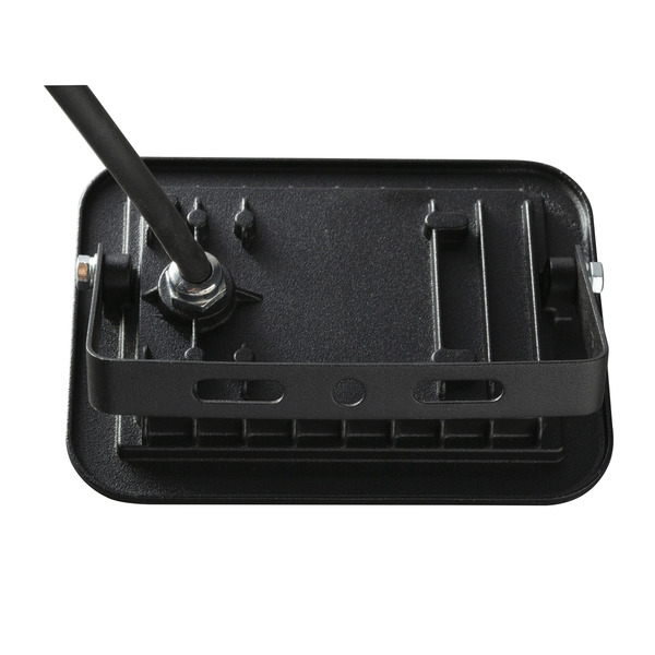 HEITRONIC 20-W-LED-Flutlichtstrahler YORK, 2000 lm, 3000 K, IP65, schwarz
