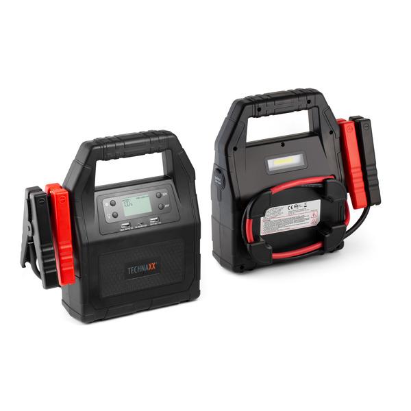 Technaxx Kfz-Starthilfegerät TX-121, 12/24 V, 1.000 A, 30.000 mAh