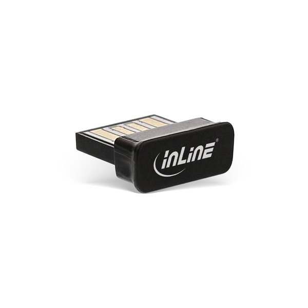 InLine Bluetooth Dongle, Bluetooth 4.0, EDR