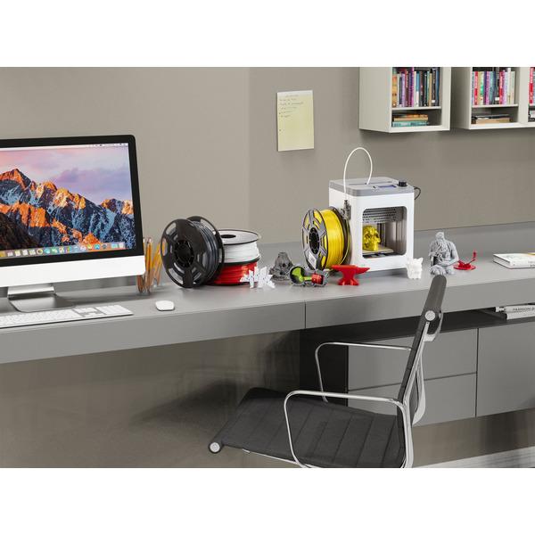 Monoprice FFF-3D-Drucker Cadet, WLAN, USB, microSD, automatische Nivellierung, Fertiggerät