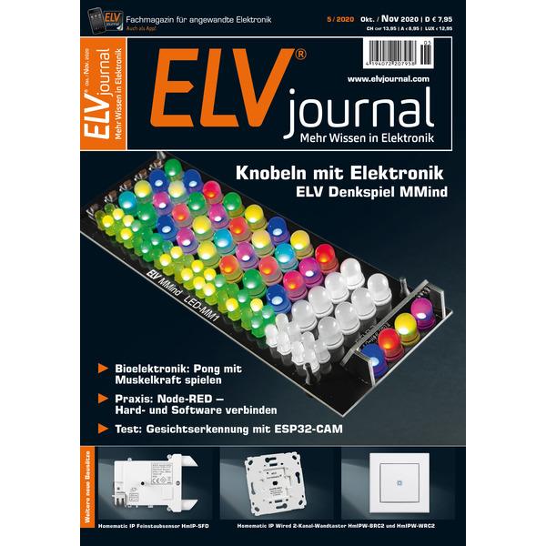 ELVjournal Ausgabe 5/2020 Digital (PDF)