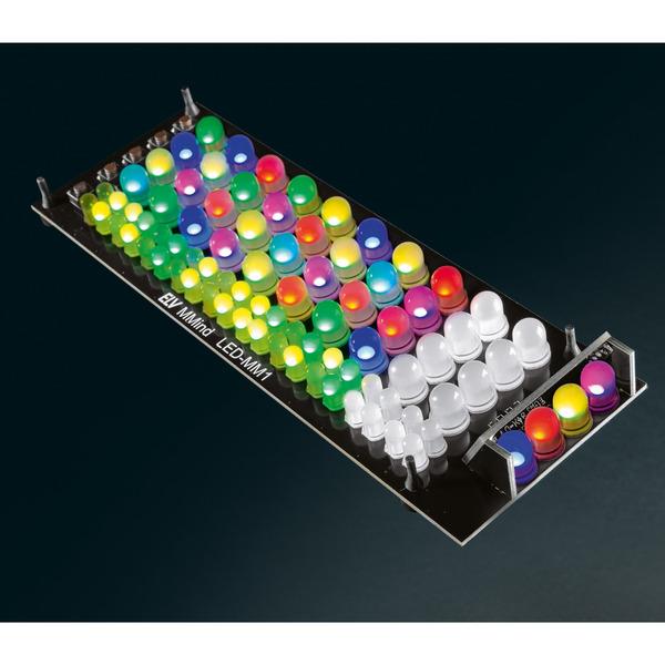 Knobeln mit Elektronik - ELV Denkspiel Mmind LED-MM1